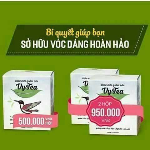 Địa chỉ bán trà giảm cân