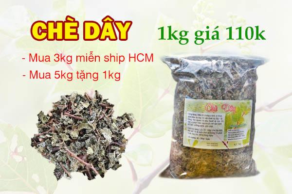 Mua bán trà dây chất lượng tại TpHCM